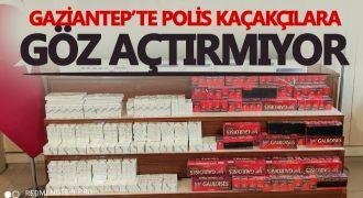 Gaziantep'te kaçak akaryakıt, sigara, cep telefonu ve silah ele geçirildi