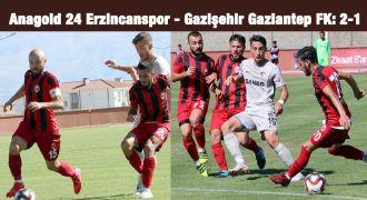 Gazişehir kupaya erken veda etti!..