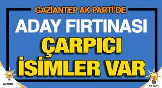 İşte beklenen liste! AK Parti'nin Gaziantep adayları