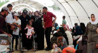 Suriyeliler, bayram için ülkelerine dönüyor
