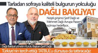 Türkiye'nin markası 'Dağlı Bakliyat'