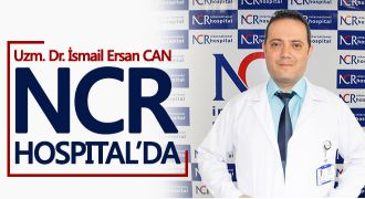Uzm. Dr. İsmail Ersan Can NCR Hospital'da