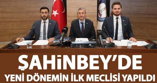 Şahinbey'e toplandı: Başkan yardımcıları belli oldu