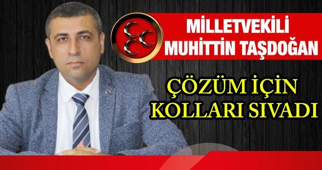 Taşdoğan, 3 büyük sorunla uğraşacak
