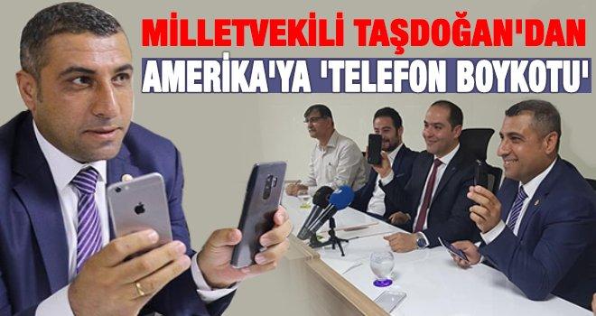 Taşdoğan artık o ülkenin telefonunu kullanıyor
