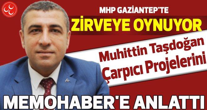 Taşdoğan seçimler için iddialı konuştu