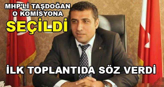 Taşdoğan'dan sorunları en aza indirme sözü