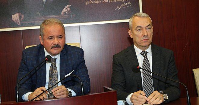 Taşeron şirketlerin sorunları GTO'da masaya yatırıldı