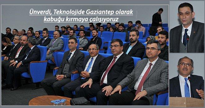'Teknoloji Geliştirme Ekosistemi' toplantısı