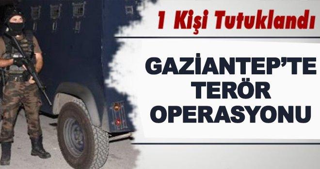 Terör operasyonunda 3 kişiden 1'i tutuklandı!