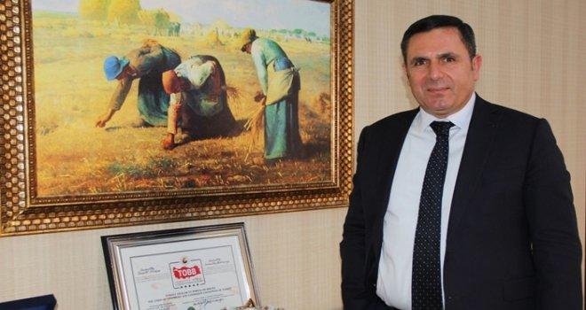 Tiryakioğlu, 24 Temmuz Basın Bayramı'nı kutladı