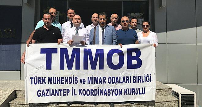 TMMOB İl Kordinasyonu'nda kadına yönelik şiddet