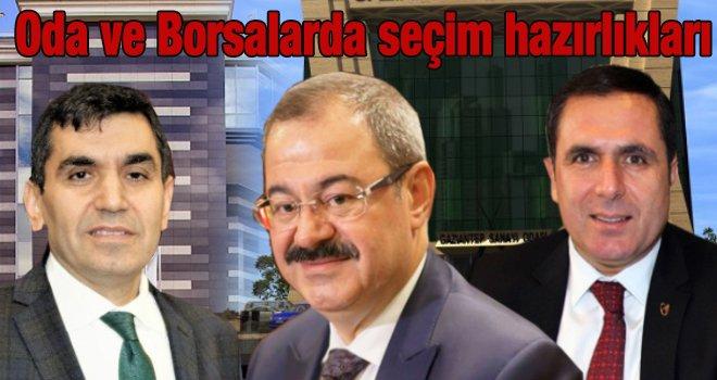Gaziantep'te 3 odada seçim startı! kıyasıya yarışılacak..