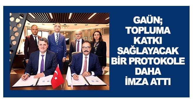 Toplumsal Duyarlılık Projeleri işbirliği protokolü imzalandı