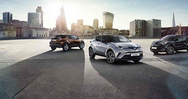 Toyota'nızı Şubat'ta indirimli alın çeliksiz kurasız Avrupa'ya uçun