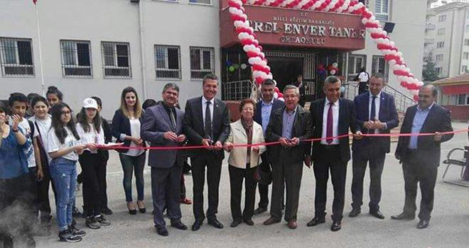 Tübitak 4006 Bilim Fuarı törenle açıldı