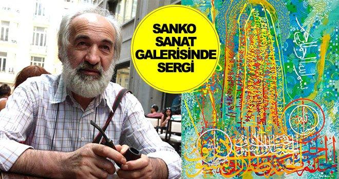 Tuncer'den 'Altaylardan Anadolu'ya Bakış' temalı sergi