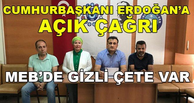 Türk Eğitim Sen Başkanı Avan MEB'i topa tutu