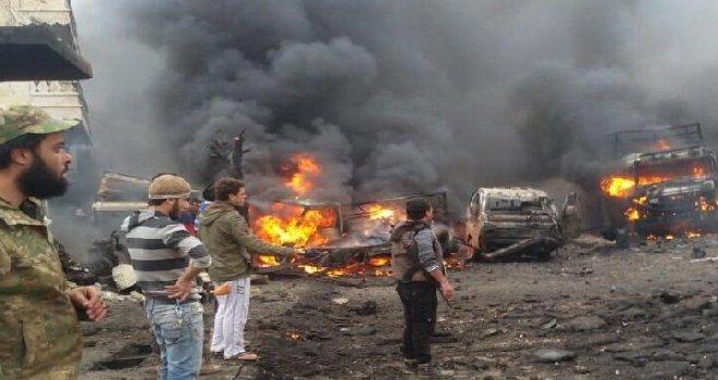 Türk jetleri, DEAŞ'ın sözde emirinin konvoyunu vurdu