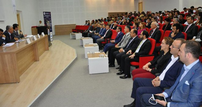 Türk Kültür Coğrafyası Sempozyumu Nizip'te Başladı