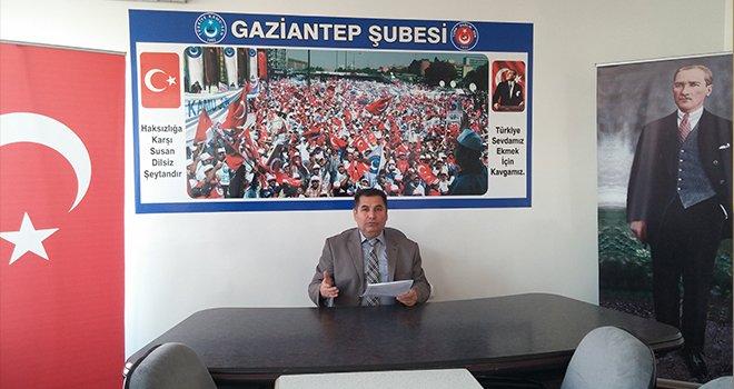 Türk Sağlık-Sen Başkanı Kazak: 14 Mart Bağımsızlık Destanıdır