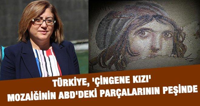 Türkiye, 'Çingene kızı' mozaiğinin parçaları peşinde