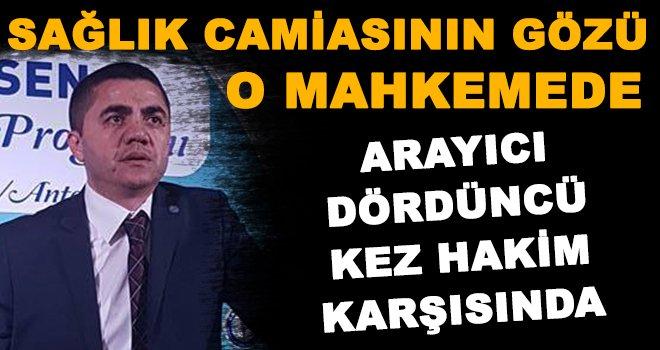 Türkiye Kamuoyu ve Gaziantep Sağlık camiası bu mahkemeyi konuşuyor