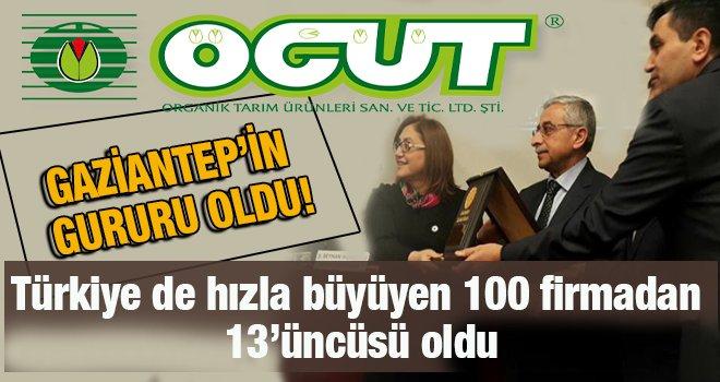 Türkiye'nin en hızlı büyüyen şirketleri belli oldu!