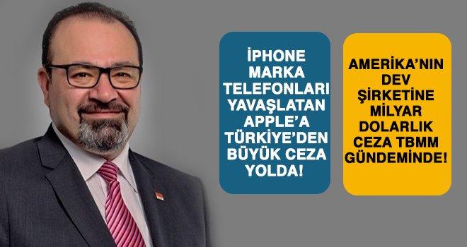 Türkler 24 milyar dolar Apple'a para ödedi