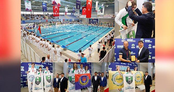 Uluslararası su sporları şampiyonları buluşturdu