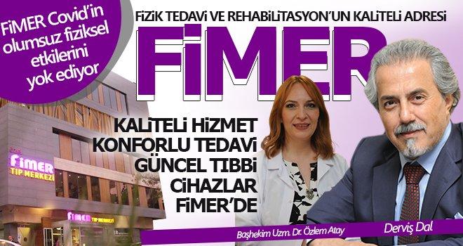 Uzman ekip, VIP sağlık hizmeti FİMER'de