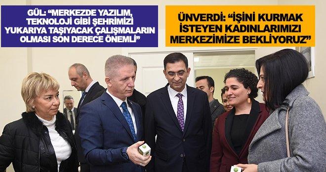 Vali Gül'den KAGİDEM'e tam not