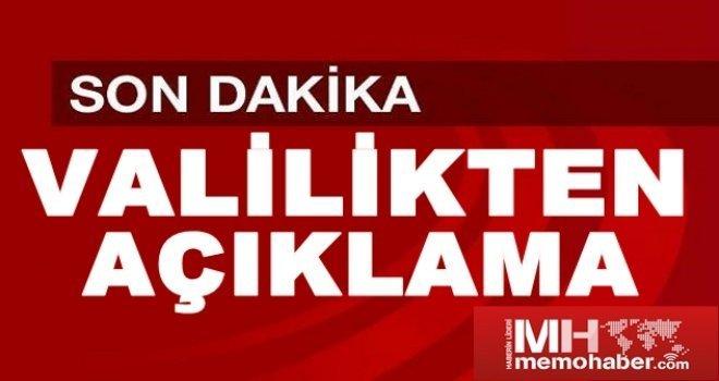 Valilikten flaş Gaziantepspor açıklaması...
