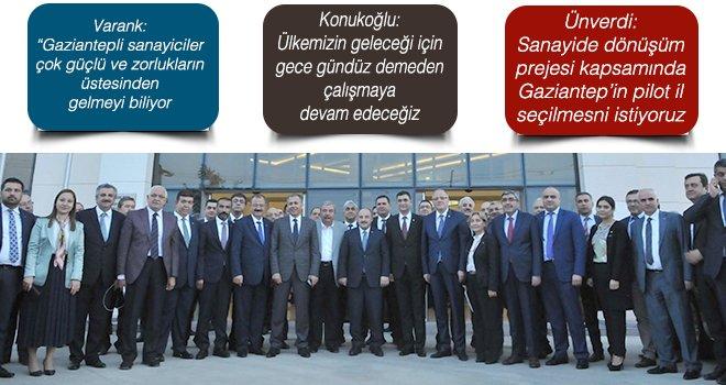 Varank; Gaziantep üreten ve çalışan bir şehir