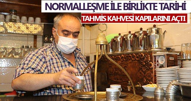 Vatandaşların Menengiç kahvesi hasreti son buldu