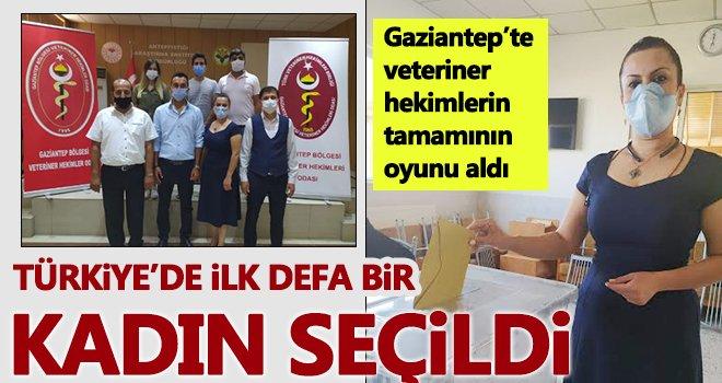 Veteriner Hekimler Odasında seçim heyacanı: Peri Başkan