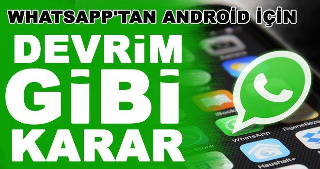 WhatsApp, tablet sürümünü çıkaracağını duyurdu