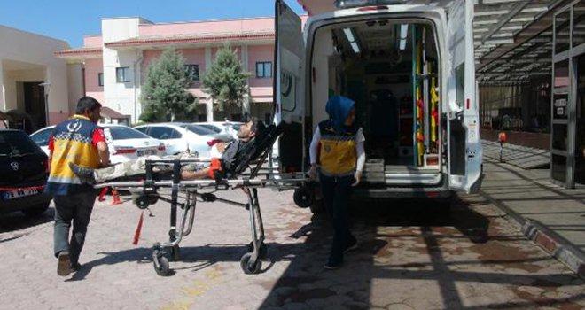 Yaralanan 6 ÖSO'lu Kilis'e getirildi