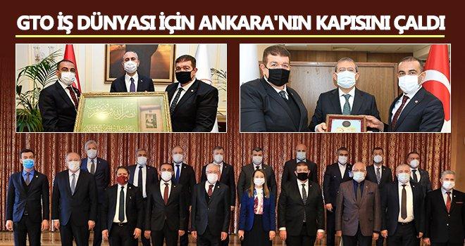 Yıldırım: Üyelerimizin sesini Ankara'ya güçlü bir şekilde duyurduk