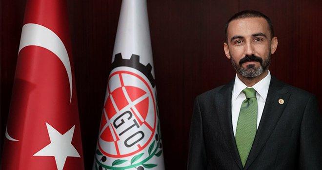 GTO Başkanı Yıldırım yeni hükümeti kutladı