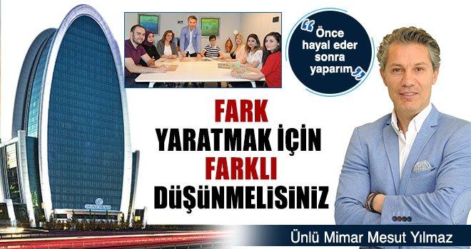 Yılmaz: Türkiye'de ve yurtdışına beş yıldızlı oteller yapıyorum