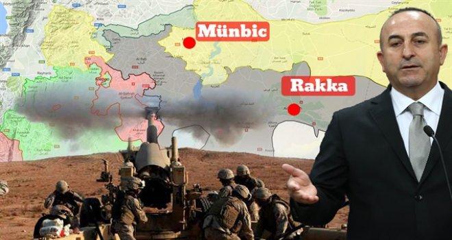 YPG Münbiç'ten çekilmezse vuracağız...