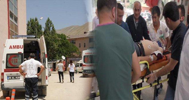 Yüksekova'da hain saldırı: 17 asker yaralı